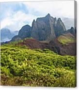 Kalalau Valley - Kauai Hawaii Canvas Print