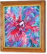 Kale Two Canvas Print