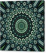 Kaleidoscope 10 Canvas Print