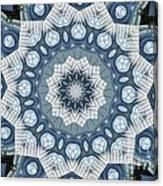 Kaleidoscope 26 Canvas Print