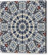 Kaleidoscope 29 Canvas Print