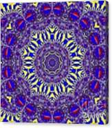 Kaleidoscope 33 Canvas Print
