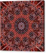 Kaleidoscope 38 Canvas Print