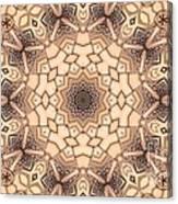 Kaleidoscope 44 Canvas Print