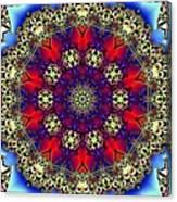 Kaleidoscope 51 Canvas Print