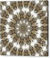 Kaleidoscope 54 Canvas Print