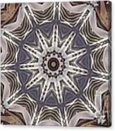 Kaleidoscope 64 Canvas Print