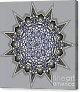 Kaleidoscope 69 Canvas Print