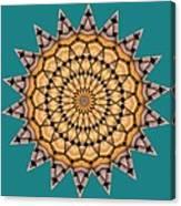 Kaleidoscope 7 Canvas Print