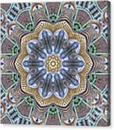 Kaleidoscope 73 Canvas Print