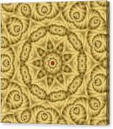 Kaleidoscope 76 Canvas Print