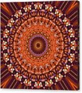 Kaleidoscope 8 Canvas Print