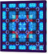 Kaleidoscope Combo 10 Canvas Print