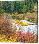 Sprague River Oregon Canvas Print