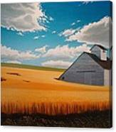 Kamiak In Summer Canvas Print