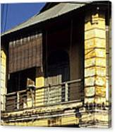Kampot Old Colonial 02 Canvas Print