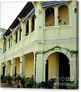 Kampot Old Colonial 08 Canvas Print