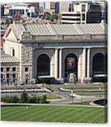 Kansas City - Union Station Canvas Print