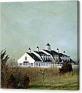 Kansas Landscape Canvas Print