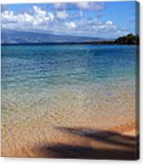 Kapalua Bay Maui Canvas Print