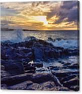 Kapalua Sunset Canvas Print
