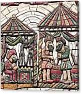Karagoz Museum Canvas Print