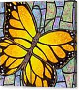 Karens Butterfly Canvas Print