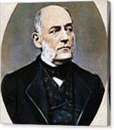 Karl Von Rokitansky Canvas Print
