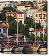 Kas Antalya Turkey  Canvas Print