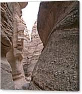 Kasha Katuwe Tent Rock Canyon 2 Canvas Print
