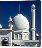Kashmir Mosque Canvas Print