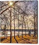 Katepwa Lake In Saskatchewan Canvas Print