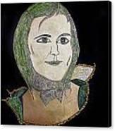 Katka Canvas Print