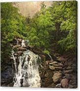 Katterskill Falls Canvas Print