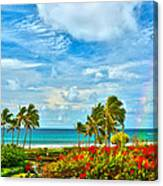 Kauai Bliss Canvas Print