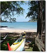 Kauai Watersports Canvas Print