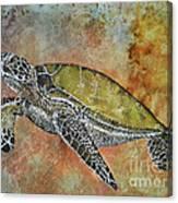 Kauila Guardian Of Children Canvas Print