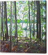Kawawaymog 3 Canvas Print