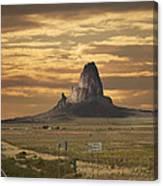 Kayenta Monument Valley Canvas Print