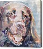 Kayla Canvas Print