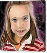 Kaylee Canvas Print