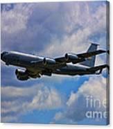 Kc-135 Stratotanker Canvas Print