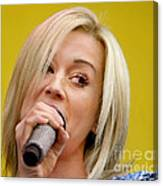 Kelli Pickler Canvas Print