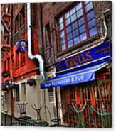 Kells Irish Restaurant And Pub - Seattle Washington Canvas Print