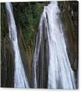 Kempty Falls Canvas Print