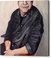 Ken Bruce Canvas Print