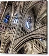 Ken Follets Cathedral No2 Canvas Print