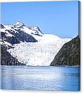 Aialik Glacier Canvas Print