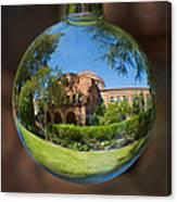 Kendal Hall Chico State University Canvas Print