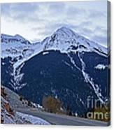 Kendall Mountain Morning Canvas Print